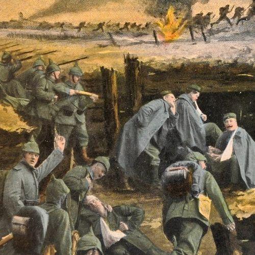 Krwawe bitwy I wojny miniatura